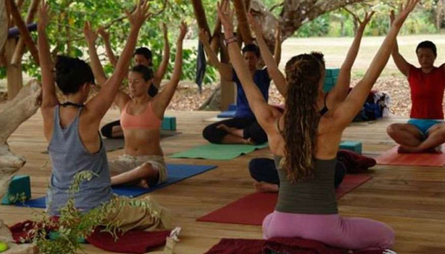 Yoga Meditation with Buddhism Tour