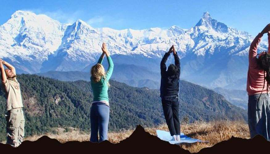 13 days Nepal Annapurna Base camp Yoga Treks