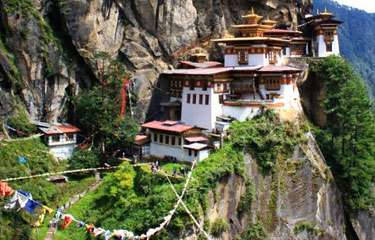 07 Nights/ 08 Days Bhutan Tour