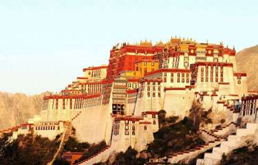 5 days fly in fly out Lhasa Tibet Tour